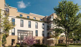 Résidence « Caract'Air » programme immobilier neuf en Loi Pinel à L'Haÿ-les-Roses n°1
