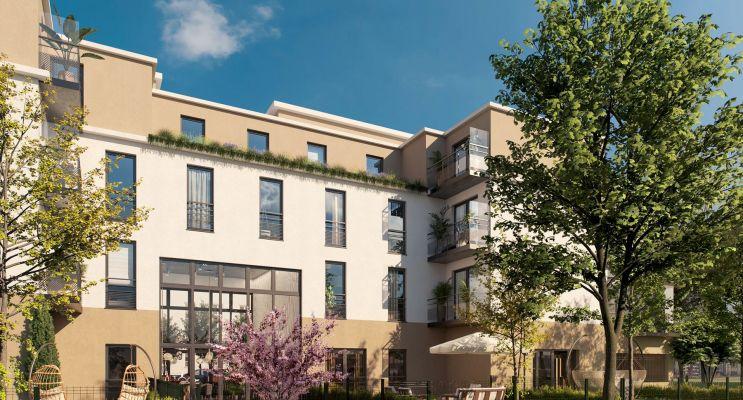 Photo du Résidence « Caract'Air » programme immobilier neuf en Loi Pinel à L'Haÿ-les-Roses