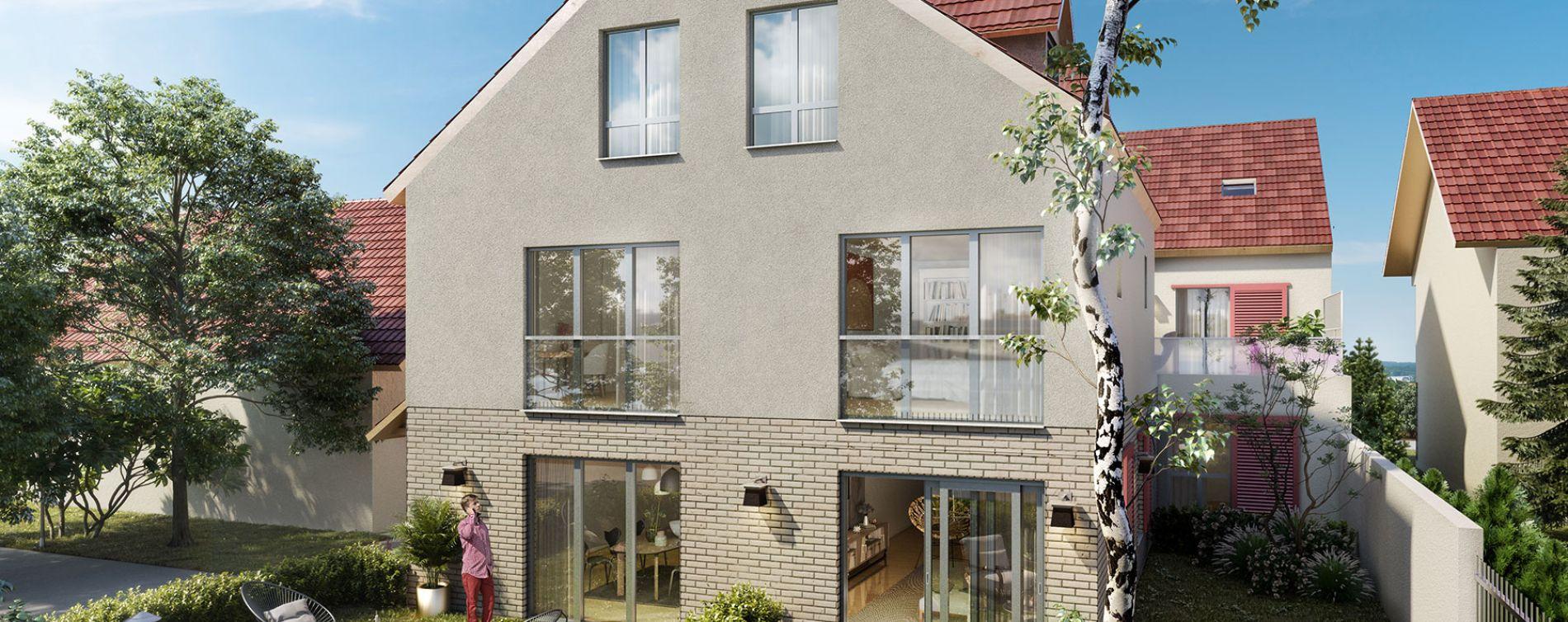 L'Haÿ-les-Roses : programme immobilier neuve « Carré des Roses » en Loi Pinel (3)