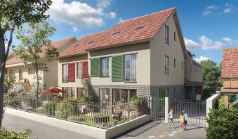 L'Haÿ-les-Roses : programme immobilier neuf « Carré des Roses » en Loi Pinel