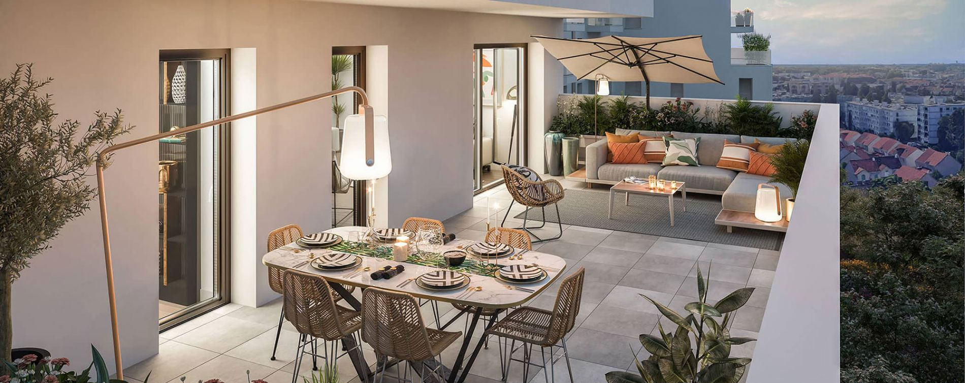 L'Haÿ-les-Roses : programme immobilier neuve « Paul Hochart Saison 1 »