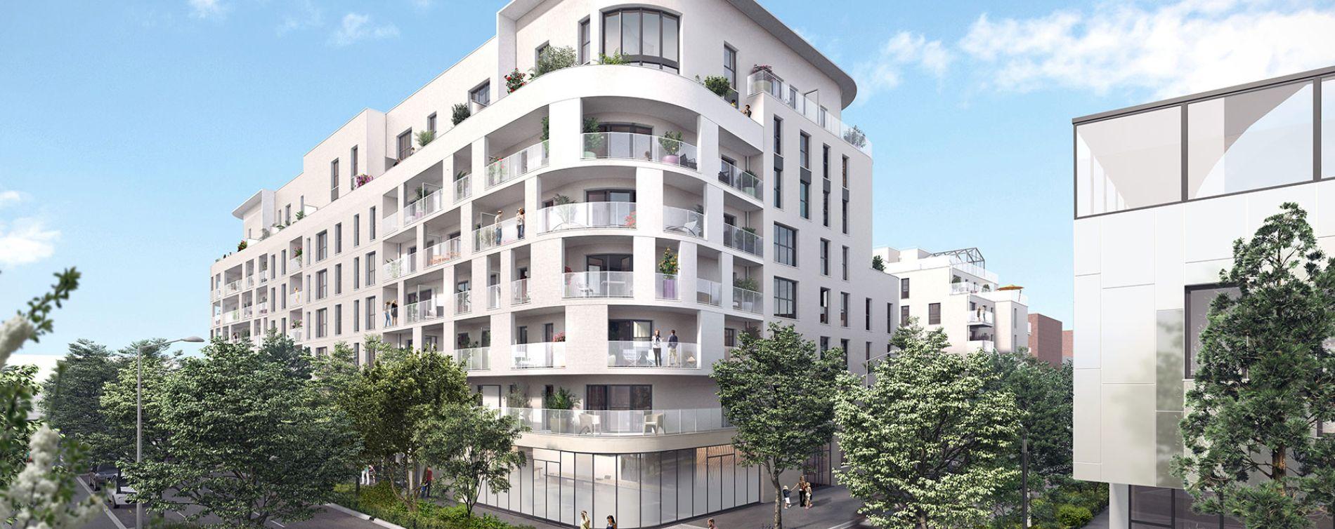 L'Haÿ-les-Roses : programme immobilier neuve « Paul Hochart Saison 1 » (2)