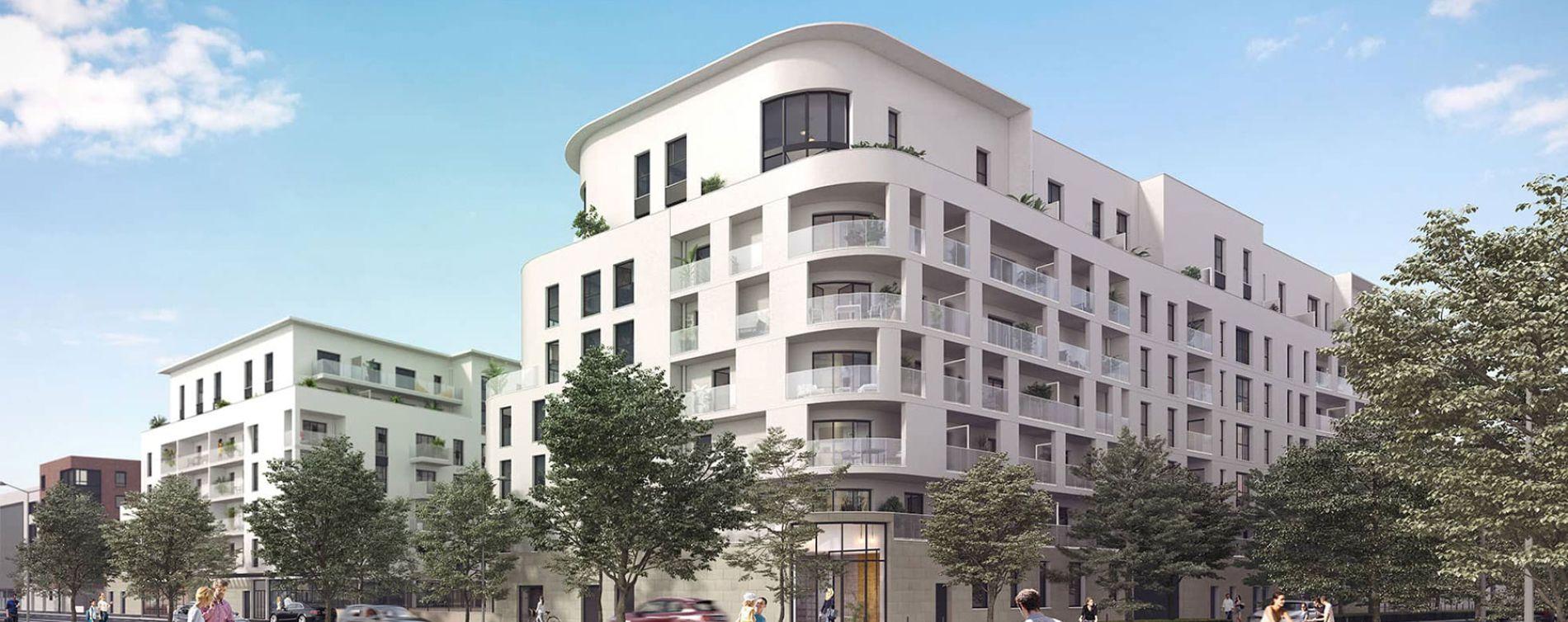 L'Haÿ-les-Roses : programme immobilier neuve « Paul Hochart Saison 1 » (4)