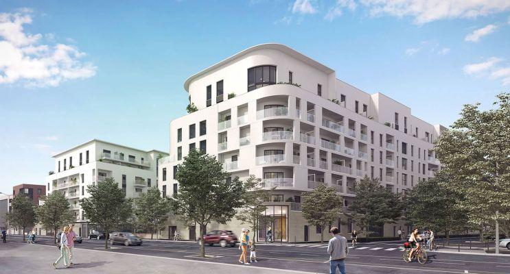 L'Haÿ-les-Roses : programme immobilier neuf « Saison 1 » en Loi Pinel