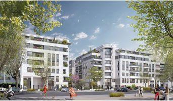 Maisons-Alfort programme immobilier neuve « Esprit 30's » en Loi Pinel