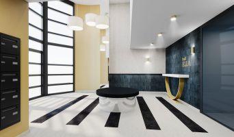 Maisons-Alfort programme immobilier neuve « Esprit 30's » en Loi Pinel  (2)