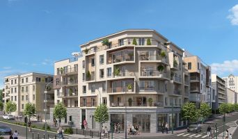 Photo du Résidence « Le Jardin du Fort » programme immobilier neuf en Loi Pinel à Nogent-sur-Marne