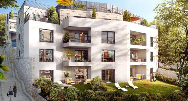 Photo du Résidence « Le Bellevue » programme immobilier neuf en Loi Pinel à Ormesson-sur-Marne