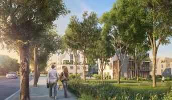 Photo du Résidence « Les Nouveaux Jardins - Chemin des Fermes » programme immobilier neuf en Loi Pinel à Rungis