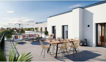 Résidence « 60 Avenue Didier » programme immobilier neuf en Loi Pinel à Saint-Maur-des-Fossés n°2