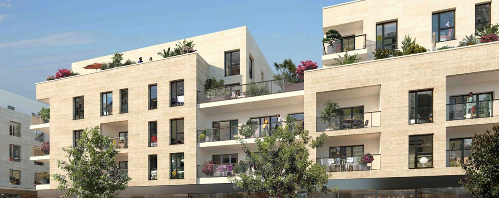 Saint-Maur-des-Fossés : programme immobilier neuve « Amytis » en Loi Pinel
