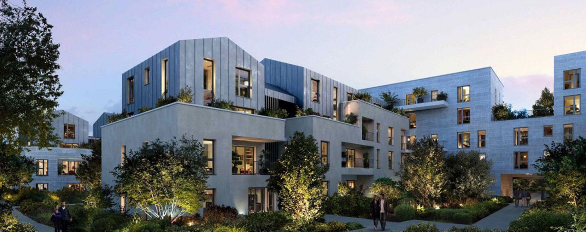 Saint-Maur-des-Fossés : programme immobilier neuve « Amytis » en Loi Pinel (2)