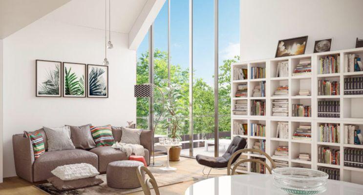 Résidence « Day Light » programme immobilier à rénover en Loi Pinel ancien à Saint-Maur-des-Fossés n°3