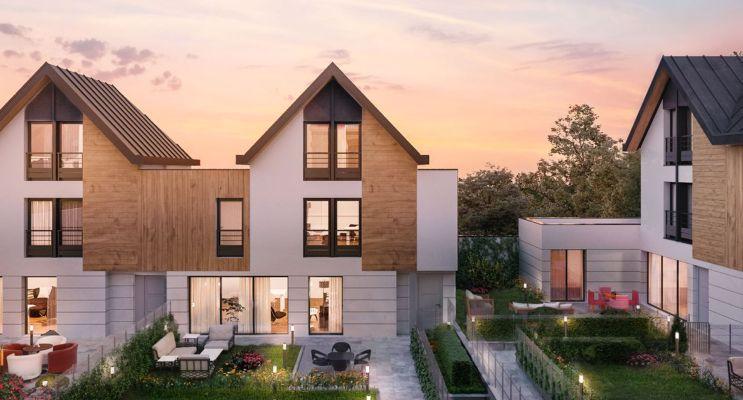 Saint-Maur-des-Fossés programme immobilier à rénover « Domaine Albert 1er - Appartements » en Déficit Foncier