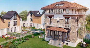 Saint-Maur-des-Fossés programme immobilier neuve « Domaine Albert 1er - Villas » en Loi Pinel
