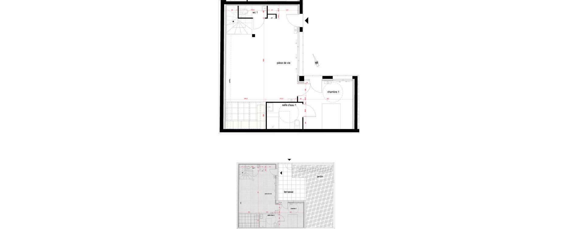 Villa T5 de 111,65 m2 à Saint-Maur-Des-Fossés La varenne saint hilaire