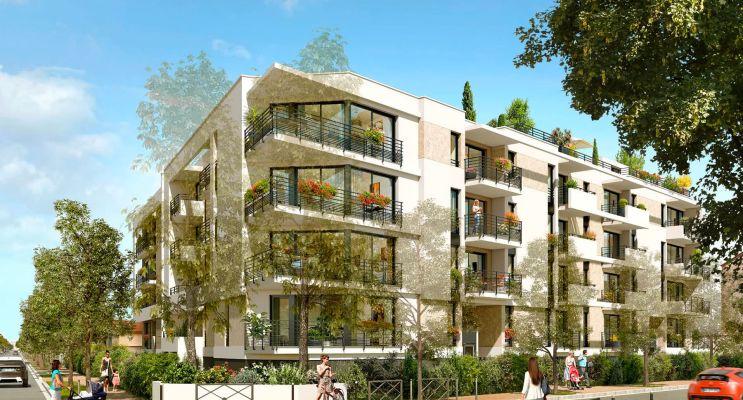 Saint-Maur-des-Fossés : programme immobilier neuf « Horizon Marne » en Loi Pinel
