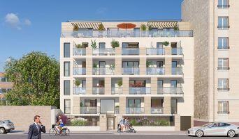 Résidence « Rivéa » programme immobilier neuf en Loi Pinel à Saint-Maur-des-Fossés n°3