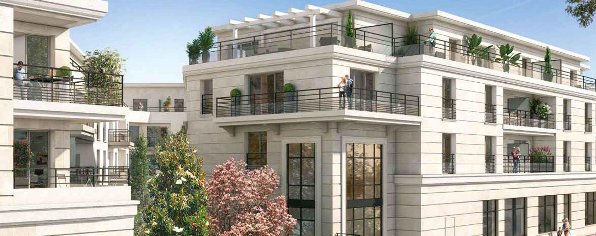 Saint-Maur-des-Fossés : programme immobilier neuve « Square Kennedy » en Loi Pinel (2)