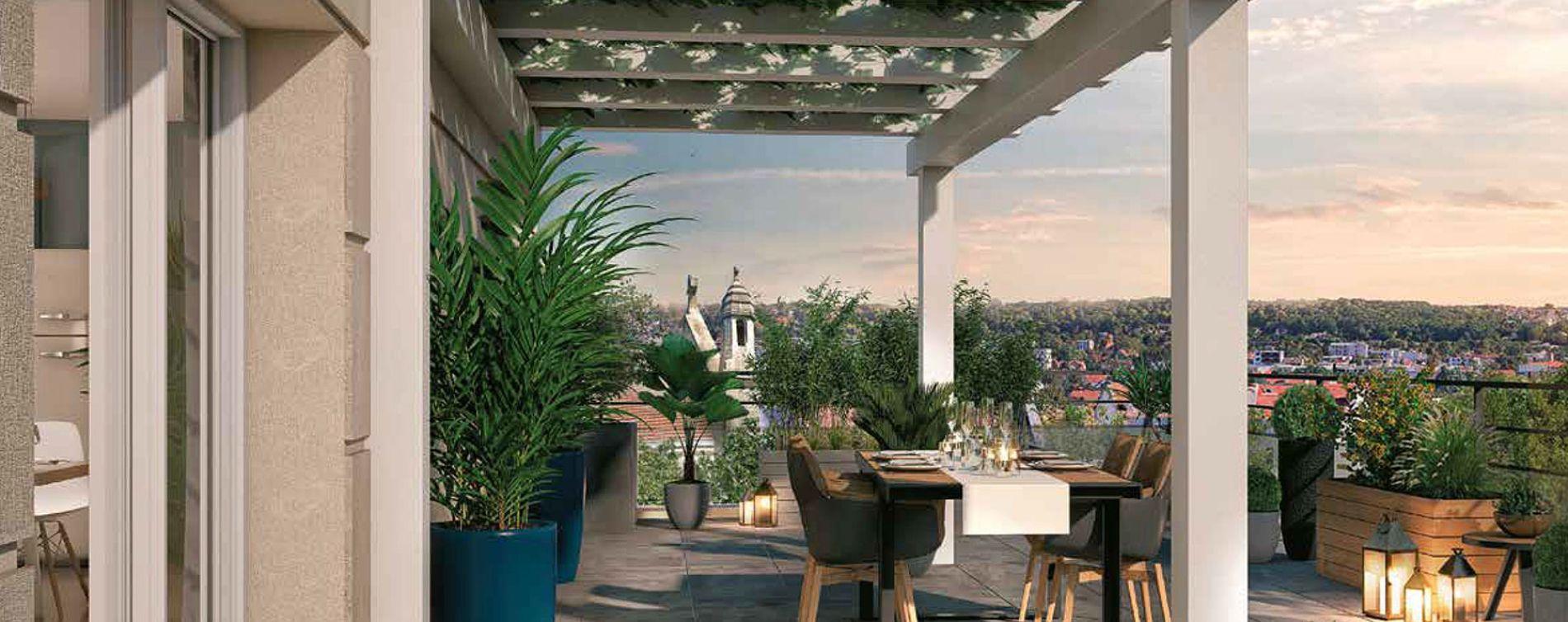 Saint-Maur-des-Fossés : programme immobilier neuve « Square Kennedy » en Loi Pinel (3)