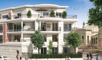 Photo du Résidence « Square Kennedy » programme immobilier neuf en Loi Pinel à Saint-Maur-des-Fossés