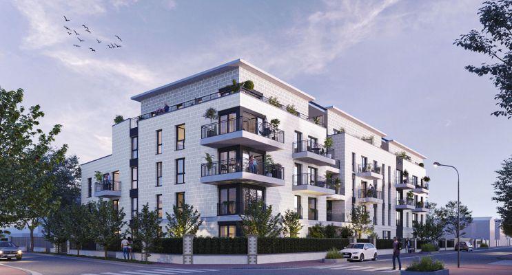 Saint-Maur-des-Fossés programme immobilier neuf « Villa Alba