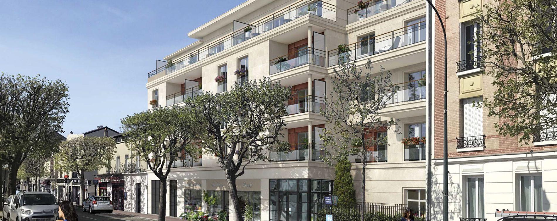 Résidence Villa Zoé à Saint-Maur-des-Fossés