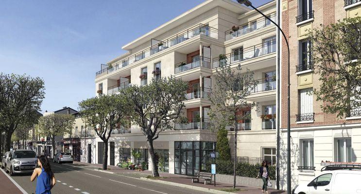 Photo du Résidence « Villa Zoé » programme immobilier neuf en Loi Pinel à Saint-Maur-des-Fossés