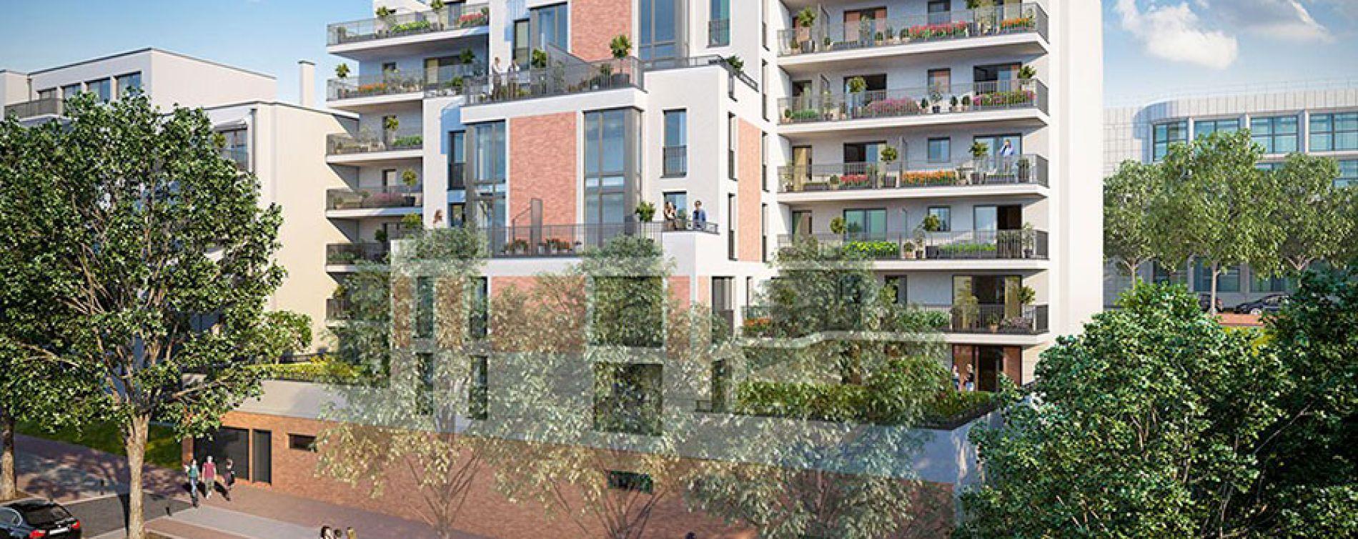 Saint-Maurice : programme immobilier neuve « Panoramiq' »