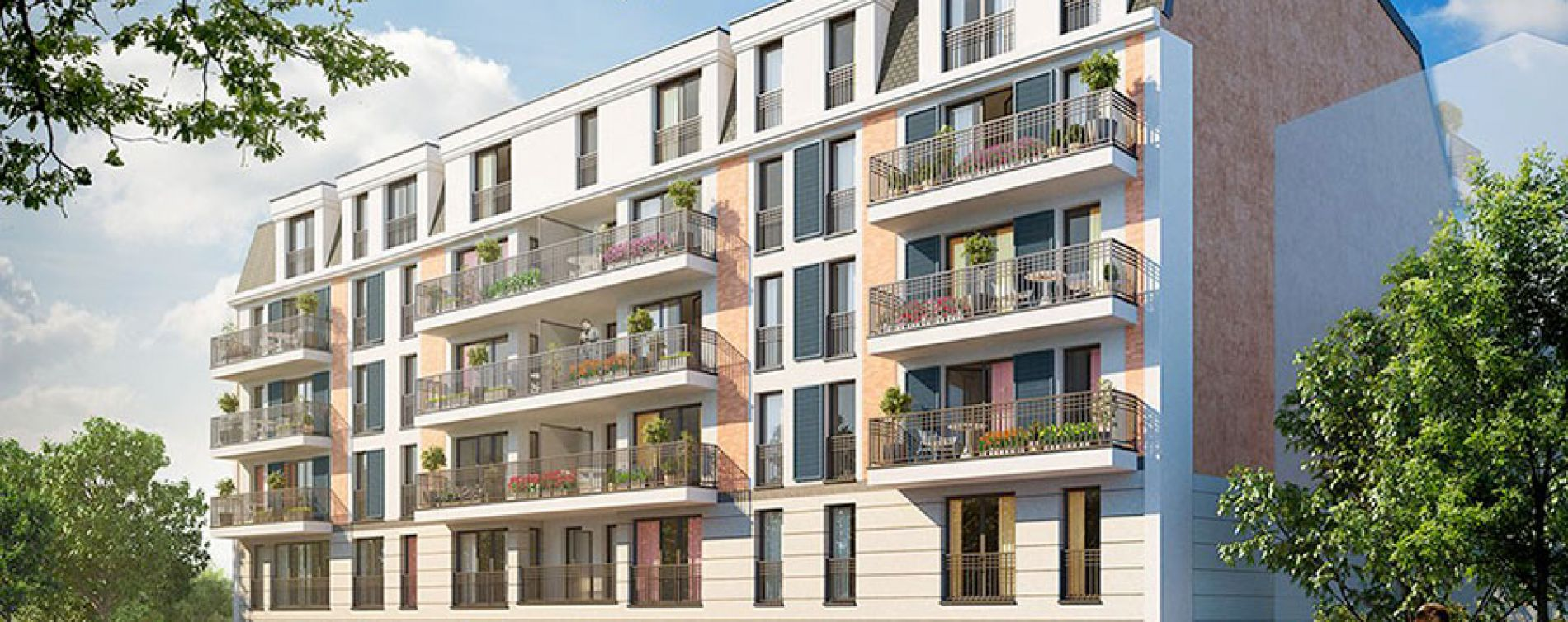 Saint-Maurice : programme immobilier neuve « Panoramiq' » (2)
