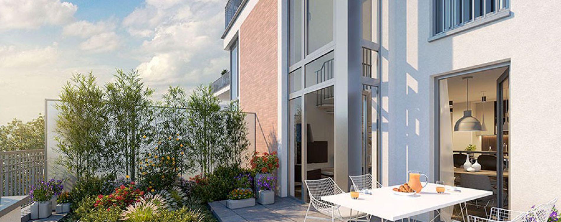 Saint-Maurice : programme immobilier neuve « Panoramiq' » (4)