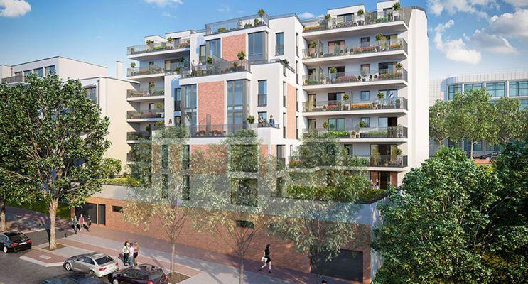 Photo du Résidence « Panoramiq' » programme immobilier neuf en Loi Pinel à Saint-Maurice