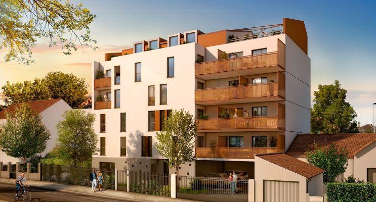 Photo du Résidence « Résidence du Grand Val » programme immobilier neuf en Loi Pinel à Sucy-en-Brie