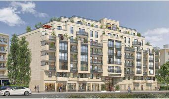 Thiais : programme immobilier neuf « Beaux Accords 2 » en Loi Pinel