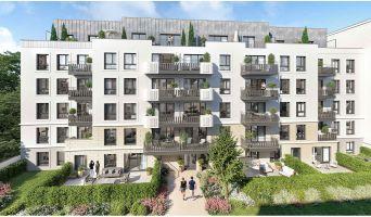 Thiais programme immobilier neuve « Beaux Accords 2 » en Loi Pinel  (2)
