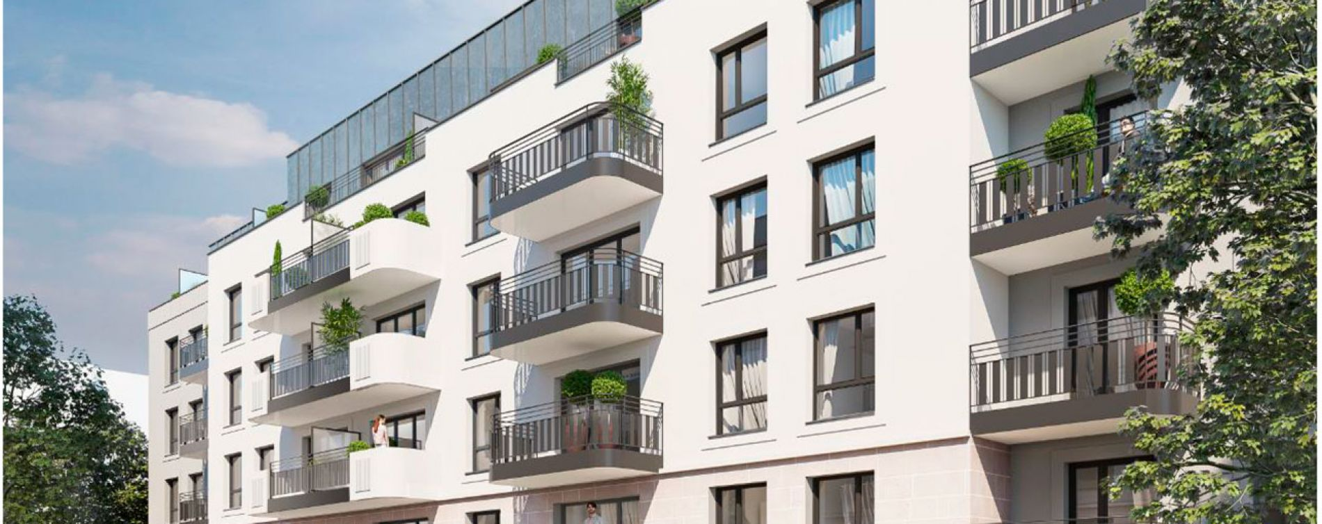 Thiais : programme immobilier neuve « Beaux Accords » (3)