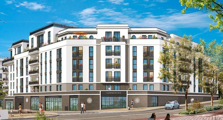 Photo du Résidence « Empreinte » programme immobilier neuf en Loi Pinel à Thiais