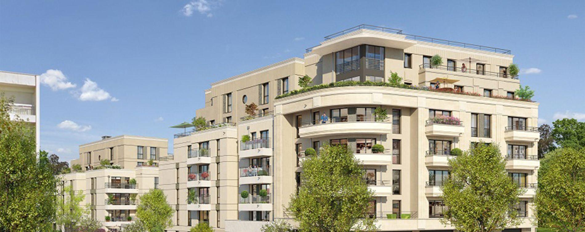 Thiais : programme immobilier neuve « L'Intemporel Thiais »