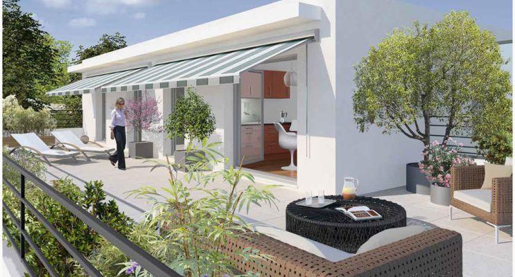Photo n°3 du Résidence « Sereni'Thiais » programme immobilier neuf en Loi Pinel à Thiais