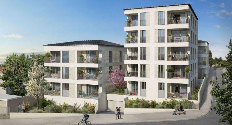 Photo n°2 du Résidence « 14Sud - Allende » programme immobilier neuf en Loi Pinel à Villejuif