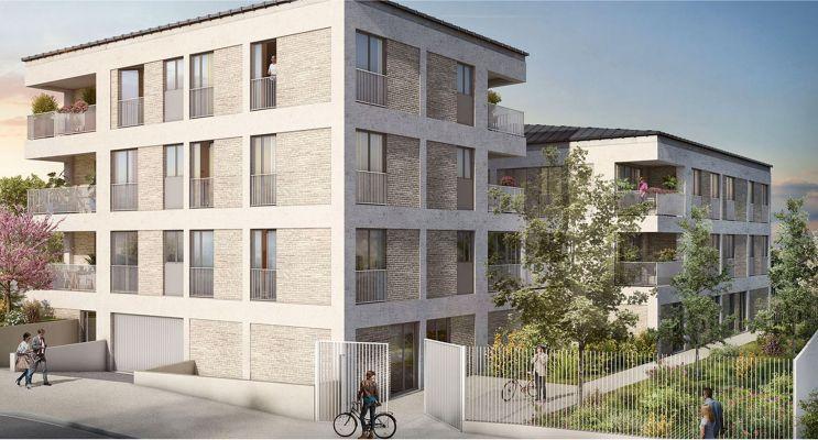 Résidence « 14Sud - Pinel » programme immobilier neuf en Loi Pinel à Villejuif n°2