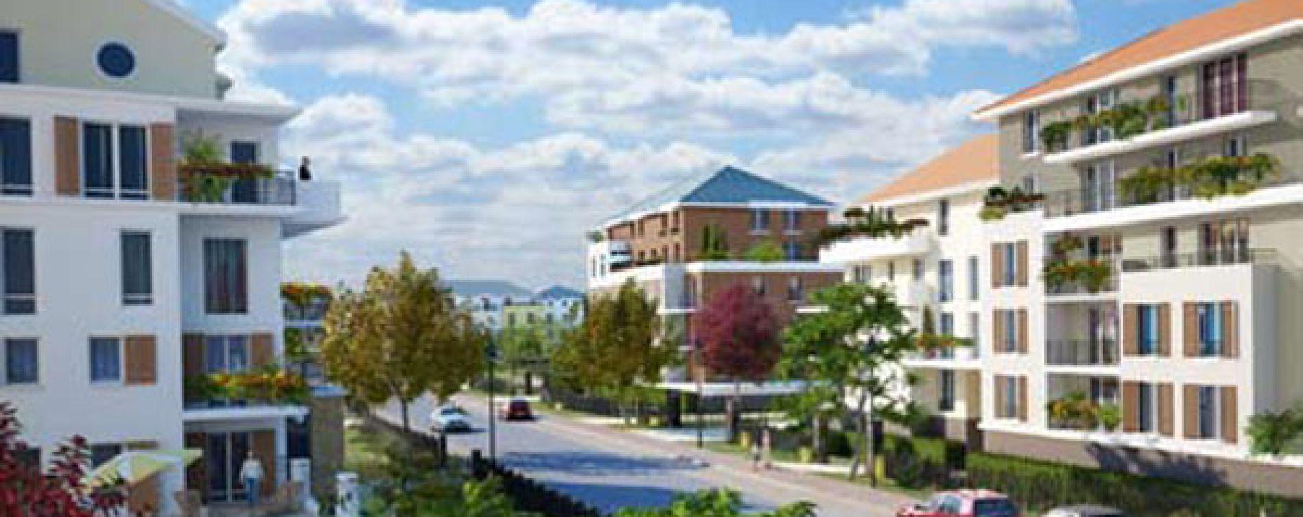 Résidence Parc en Seine à Villeneuve-le-Roi