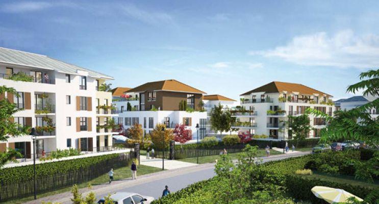 Photo du Résidence « Parc en Seine » programme immobilier neuf en Loi Pinel à Villeneuve-le-Roi