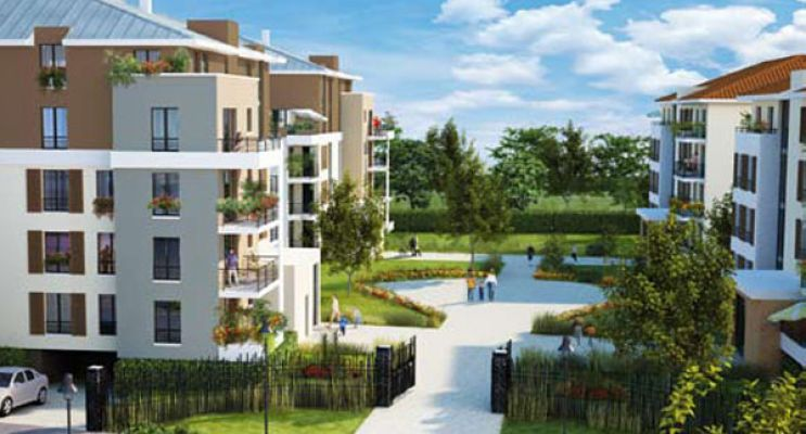 Photo n°3 du Résidence neuf « Parc En Seine »