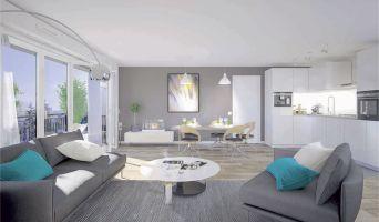 Résidence « Allégria » programme immobilier neuf en Loi Pinel à Villiers-sur-Marne n°3