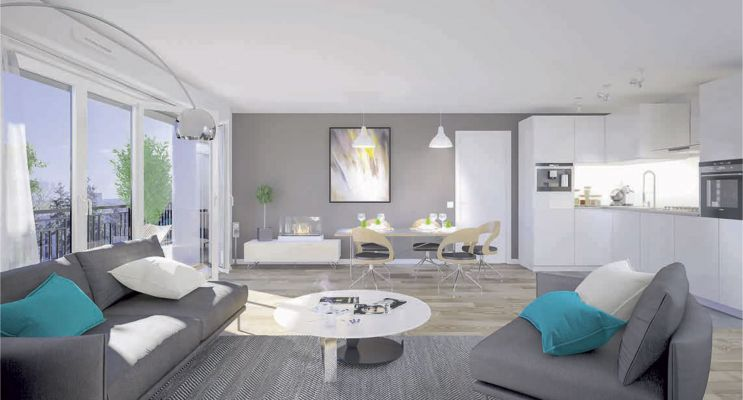 Photo n°3 du Résidence neuf « Allégria »