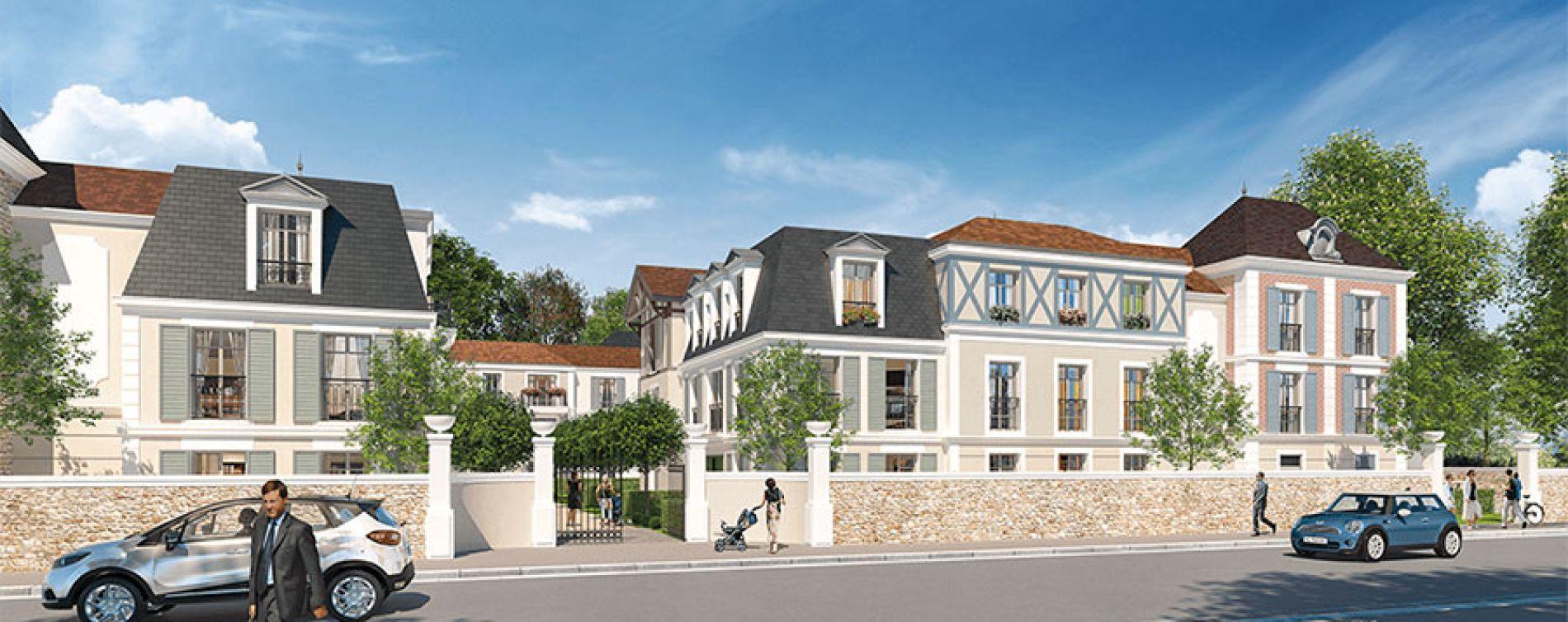 Résidence Avenue Lecomte à Villiers-sur-Marne
