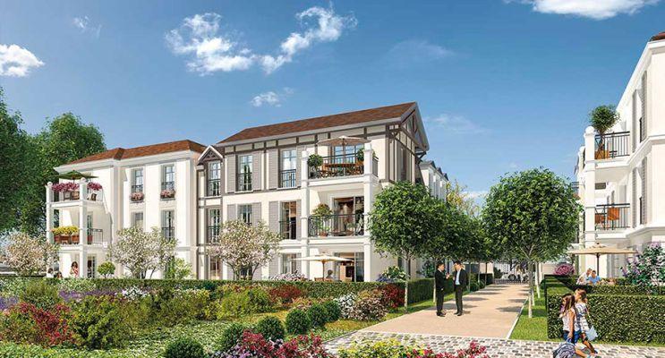 Résidence « Avenue Lecomte » programme immobilier neuf en Loi Pinel à Villiers-sur-Marne n°2