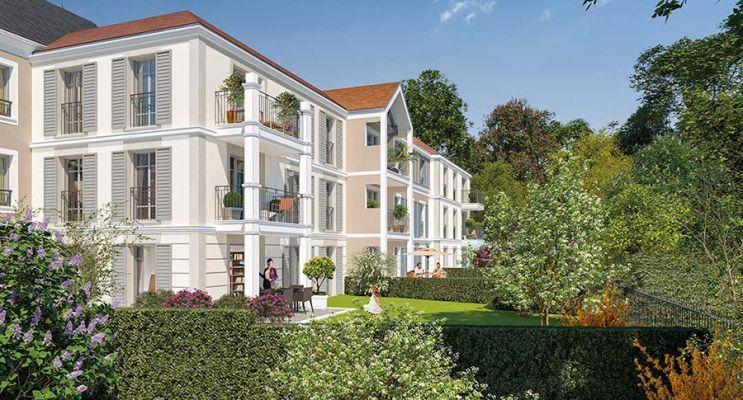 Résidence « Avenue Lecomte » programme immobilier neuf en Loi Pinel à Villiers-sur-Marne n°3