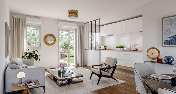 Résidence « Avenue Lecomte » programme immobilier neuf en Loi Pinel à Villiers-sur-Marne n°5
